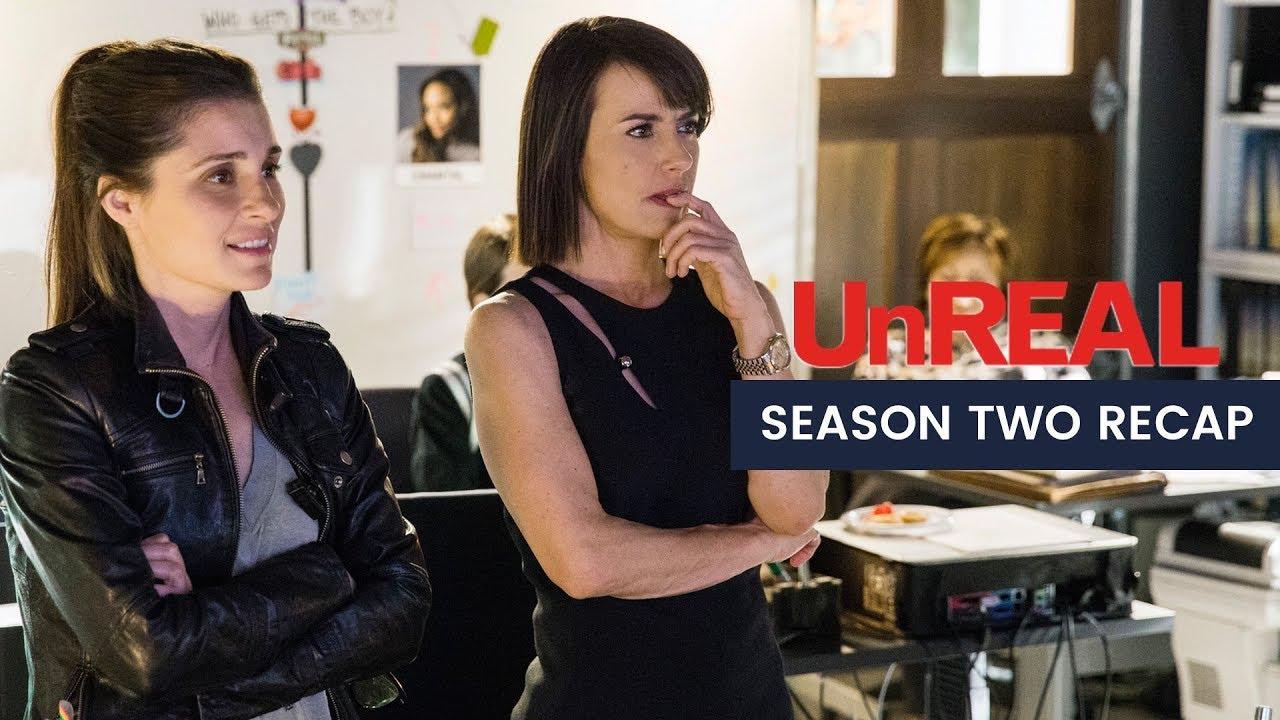 Download A handy 3 minute recap of UnREAL season 2