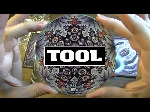 TOOL Fear Inoculum Limited Edition Unboxing - New Album 2019