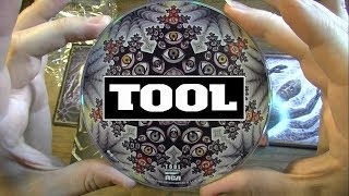 """NEW TOOL ALBUM/CD """"Fear Inoculum"""" OPENING UNBOXING! - What's with the HOLES!?"""
