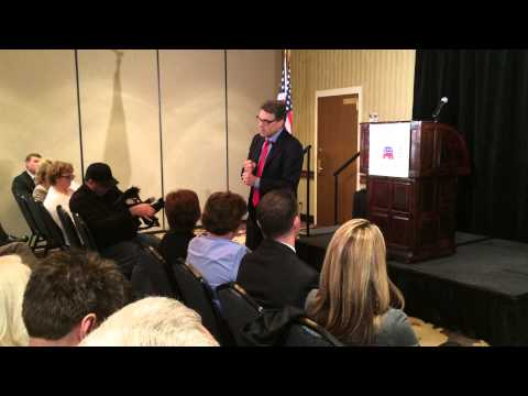 Rick Perry - West Des Moines, IA