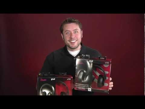 ROCKETFISH READY: Gaming Wireless Headsets With 3D Sound