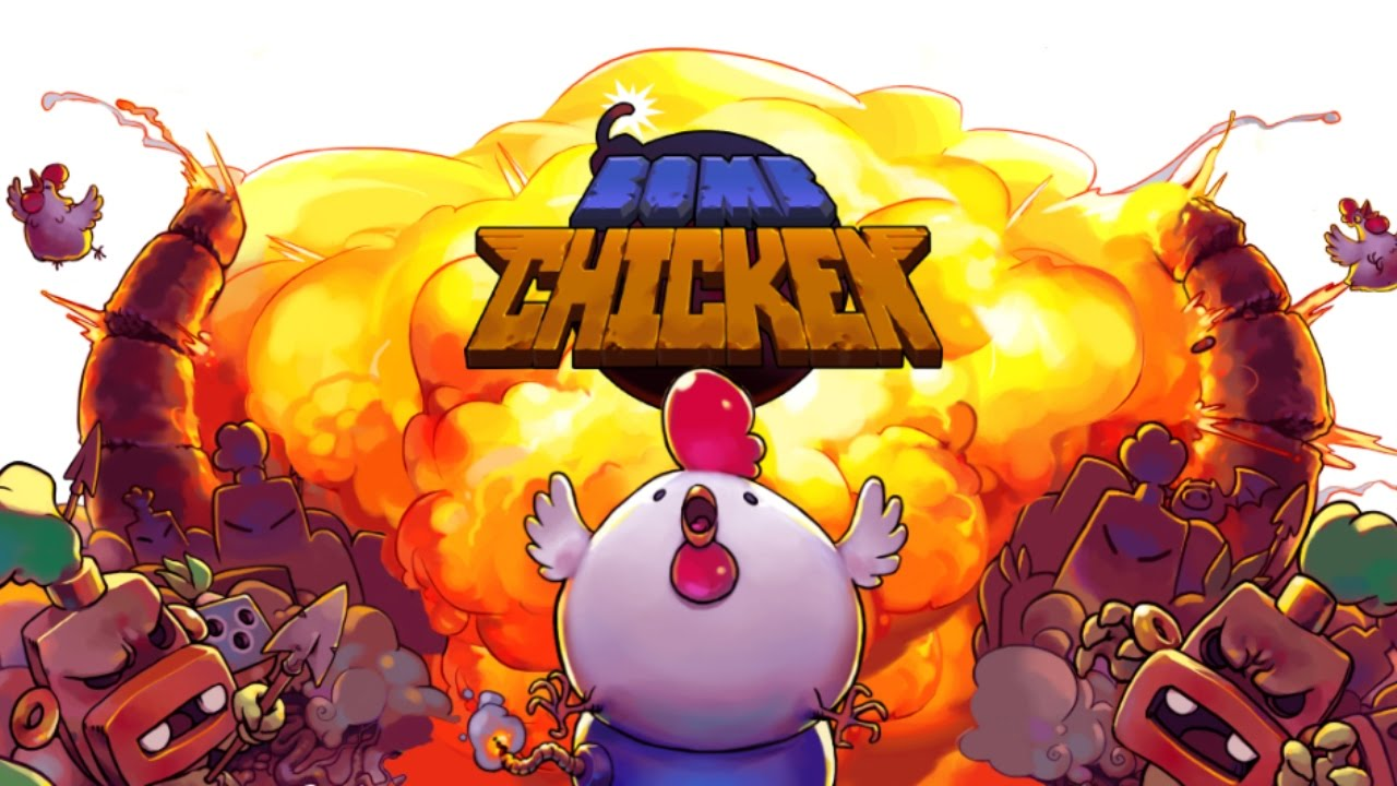 Image result for bomb chicken switch