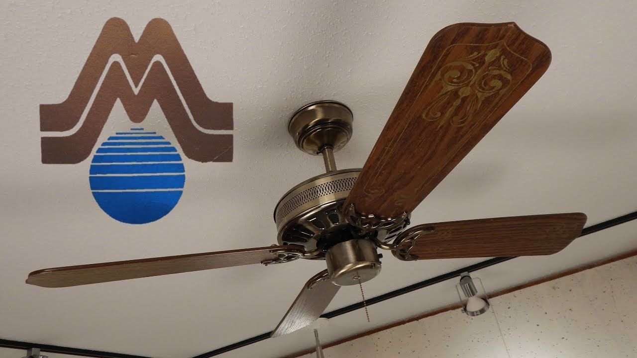 "JCPenney Moss Heirloom 42"" Ceiling Fan 