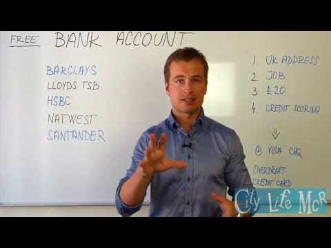 How to open UK personal bank account
