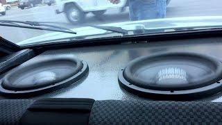 Team Sundown Audio + Pioneer DEX-P99RS ВАЗ 2114 / English / Rus subtitles
