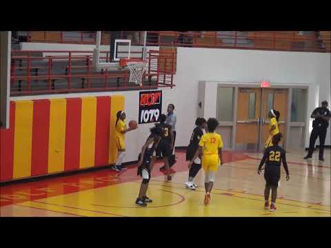Jean Childs Young Middle School vs Long Girls on 01/31/2019 #basketball