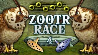 RANDOMIZED ZELDA: Ocarina of Time Race - Part 4 [Hot Singles]