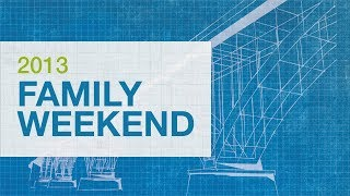 Harvey Mudd College Family Weekend 2013