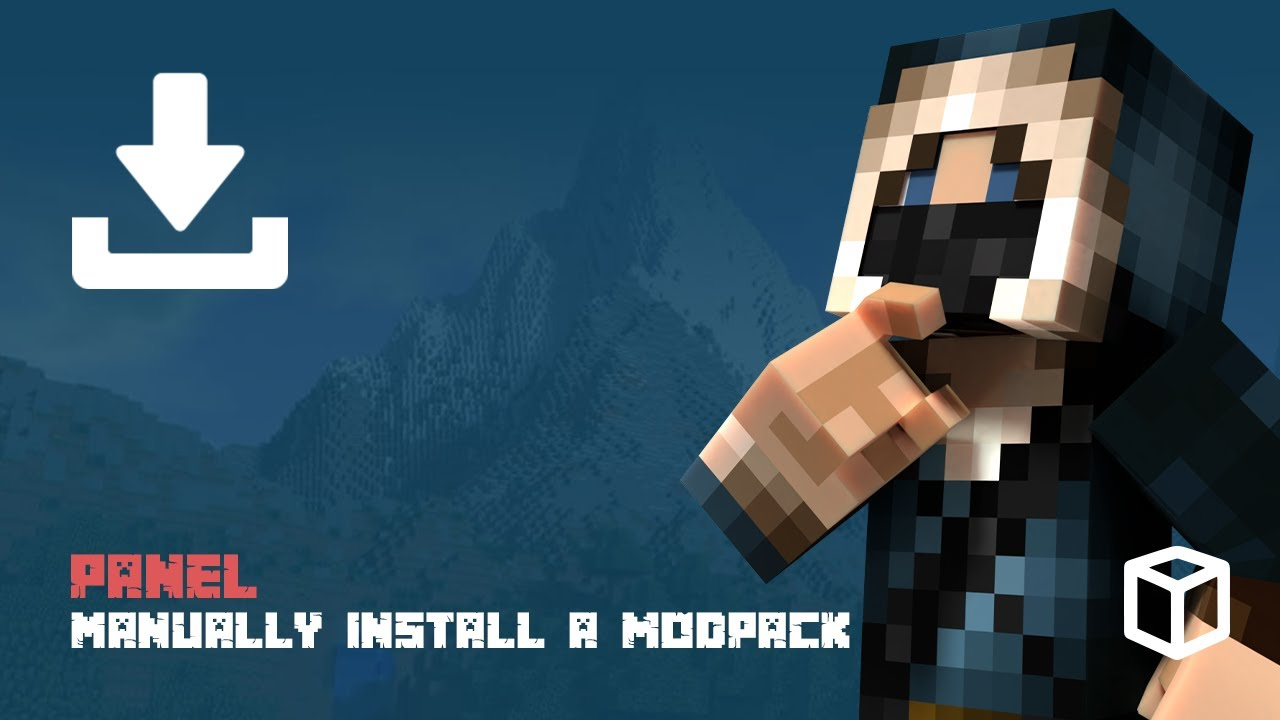 How to Manually Install a Modpack to your Minecraft Server