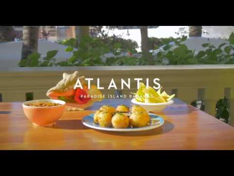 Conch Fritters - Frankie Gone Bananas - Atlantis Bahamas