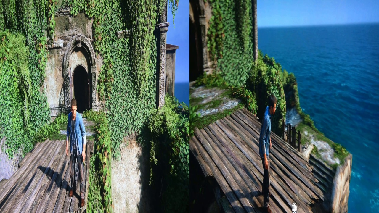 Pubg Ps4 Pro Hdr: PS4 PRO : UNCHARTED 4 HDR ON VS HDR OFF COMPARISON