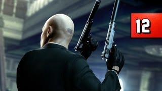 Hitman Absolution Walkthrough - Part 12 Let's Play PS3 XBOX PC Gameplay