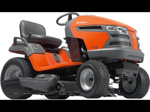 How to Change Oil on Husqvarna Riding Lawn Mower Garden Tractor