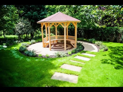 105 Magical Outdoor Zen Garden Design Ideas - YouTube on Magical Backyard Ideas id=85280