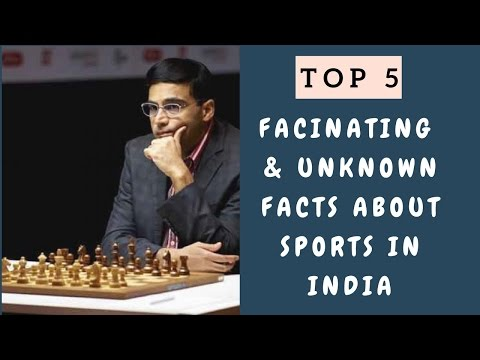 Top 5 - Fascinating Indian Sports facts | SC #218