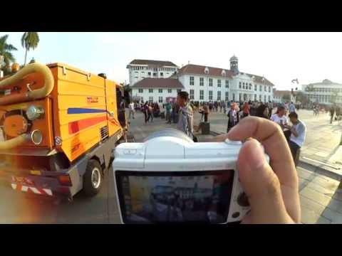 Kota Tua Jakarta Part 2 - Photo Challenge I Xiaomi yi POV SONY A5100 KIT