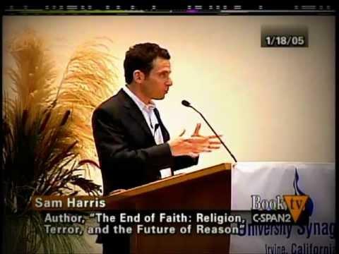 Sam Harris End Of Faith Youtube