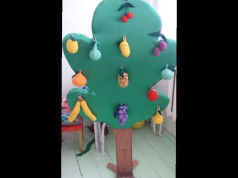 Ручная работа для детского сада своими руками