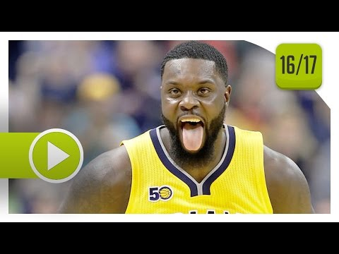 Lance Stephenson Full Highlights vs Raptors (2017.04.04) - CLUTCH 12 Pts, MAKE EM DANCE!!
