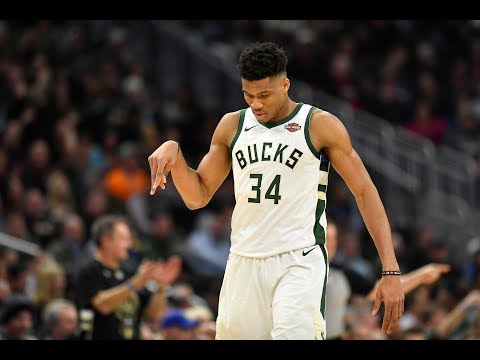 Giannis Antetokounmpo is Improving as a 3-Point Shooter