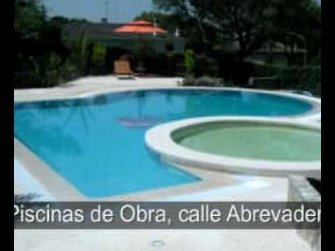 Construccion piscina obra villaviciosa de odon youtube - Piscina villaviciosa de odon ...