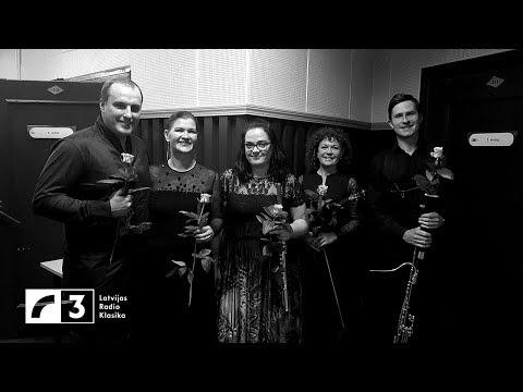 Sinfonietta Rīga solistu ansambļa koncerts: LR 1.studija