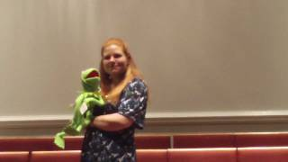 There's A Fine, Fine Line - Avenue Q - Feat. Kermit the Frog