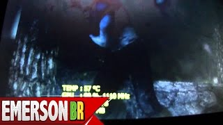 #011 Gameplay The Witcher 2 Graphics Ultra + Ubersampling na GTX 680 + i7 2600K 4.0Ghz