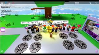 Roblox | Hanging Out in Kavra's Hosted Games