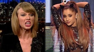 Ariana Grande Canta en Hunger Games, Taylor Swift Insulta a Harry Styles
