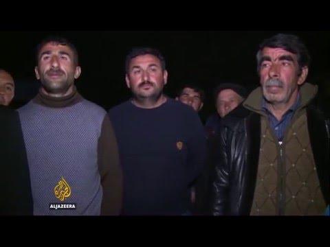 Azerbaijan shows its side of Nagorno-Karabakh conflict