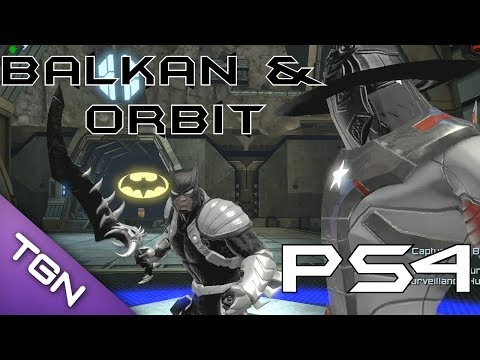DCUO - PS4 2v2 - Balkan & Orbit Fun with Voice Chat