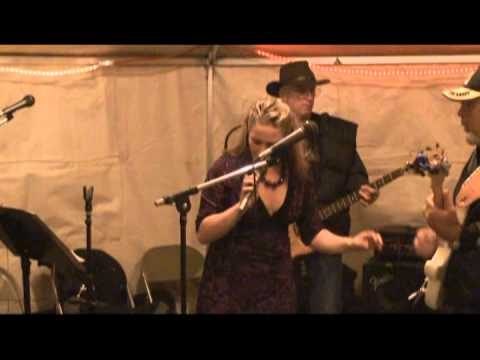 Nella with the L.T.D. Band sings Barracuda.mpg