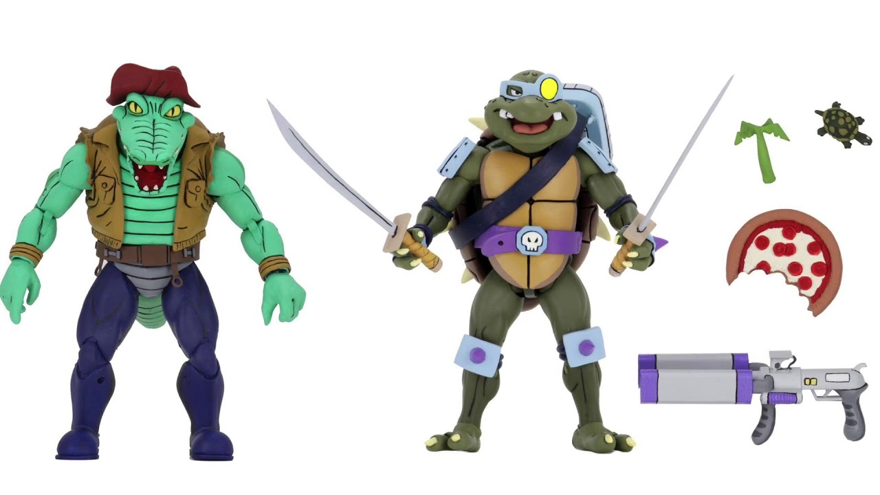 2020 Neca Teenage Mutant Ninja Turtles Tmnt Cartoon Series 3 Target Exclusive 2 Packs Revealed Youtube