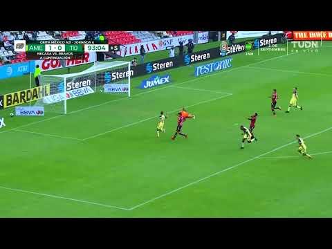 Gol de Renato Ibarra en su regreso | América 2-0 Xolos de Tijuana