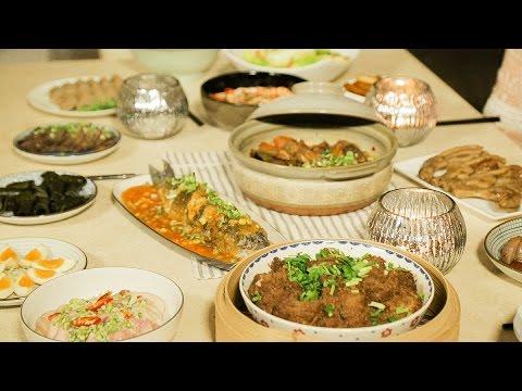 一桌正经的年菜【曼达小馆】春节特别节目(上)