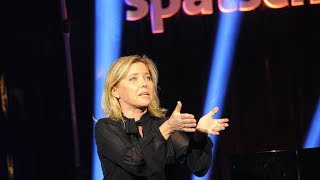 Simone Solga will auf die Besetzungscouch
