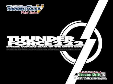 Thunder Force 5 Boss Themes: A3