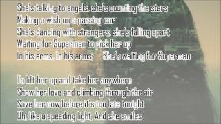 Daughtry Waiting For Superman Instrumental W/Lyrics
