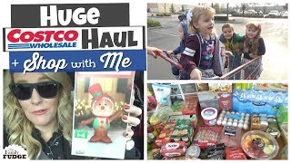 Huge COSTCO + Walmart + Trader Joe's HAUL & Shop with Me!