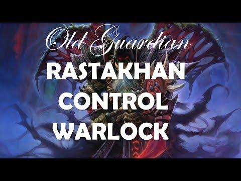 Rastakhan Control Warlock (Hearthstone deck)