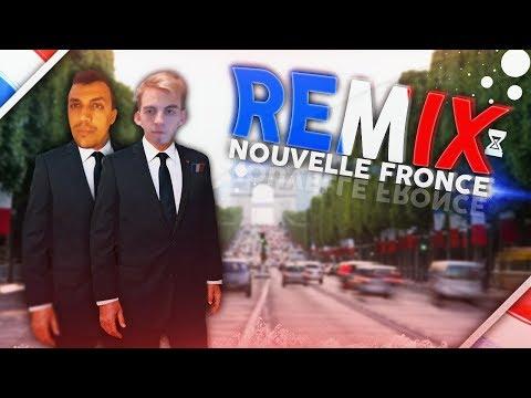 REMIX NOUVELLE FRANCE AVEC KENNY