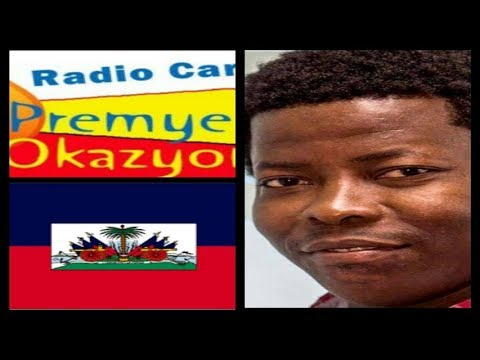29 MARS 2018 PREMYE OKAZION RADIO CARAIBES FM, NOUVEL HAITI AK NOUVEL INTERNATIONAL
