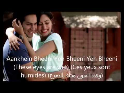 Judaai- Song Lyrics (Traduction en...