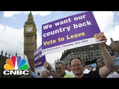 Brits Shocked By Brexit