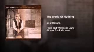 The World Or Nothing