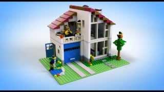 Lego Creator 31012 Лего Криэйтор Семейный домик- Детки Тойс интернет магазин игрушек(, 2013-10-25T10:12:45.000Z)