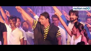 Ganesh Acharya dances on Ranveer Singh's 'Malhari'