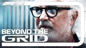 Flavio Briatore | Beyond The Grid | F1 Official Podcast