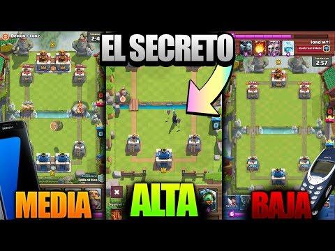 El SECRETO que OCULTA Clash Royale de LAS CALIDADES de los MÓVILES !! [DOLLAR]